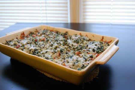 Ricetta risotto con spinaci e gorgonzola