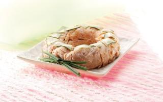 Ricetta sformato di pasta al salmone