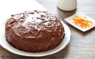 Ricetta torta al cioccolato con crema di ricotta