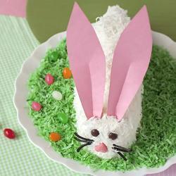 Torta a coniglietto