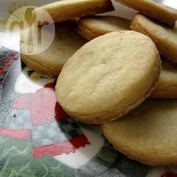 Bredeles  biscottini alsaziani allo zenzero