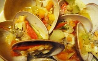 Ricetta zuppa di fasolari e misticanza di verdure