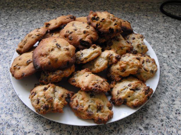 Ricetta cookies italo americani