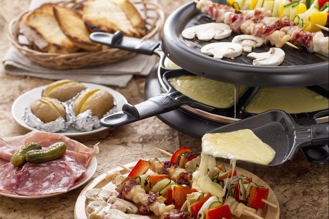 Ricetta raclette