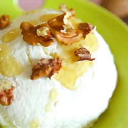 Yogurt-formaggio mediorientale (labneh)