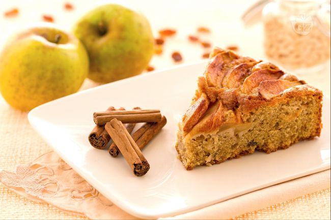 Ricetta torta cremosa di mele