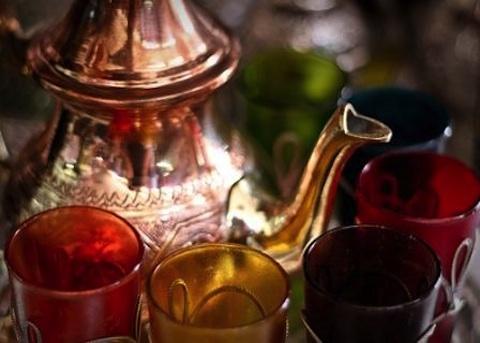 Te marocchino