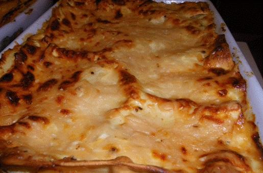 Lasagne di zucca
