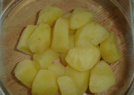 Ricetta insalata di patate al curry