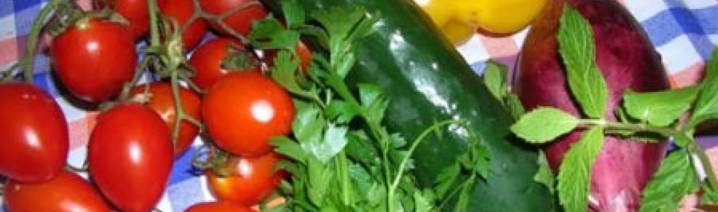 Ricetta taboulé con verdure
