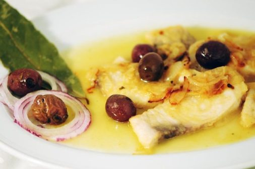 Bocconcini di pesce spada al rosmarino