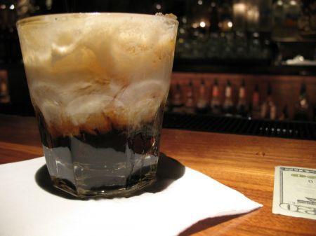 Ricetta cocktail caffè e latte