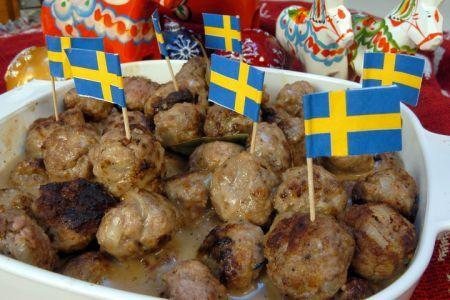Ricetta polpette svedesi (kottbullar)