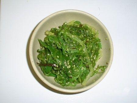 Ricetta sogliola con carpaccio di verdure e alghe