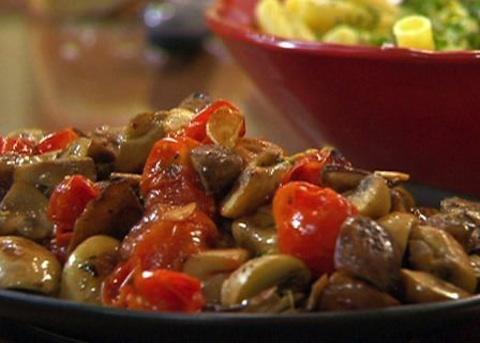 Funghi alla siciliana