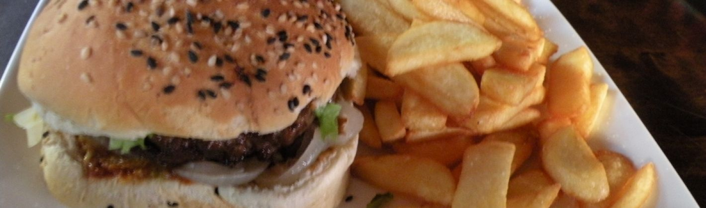 Ricetta hamburger di merluzzo con patate a funghi