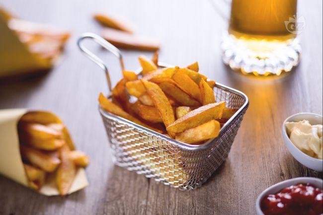 Ricetta patate fritte