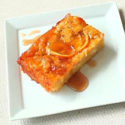 Portokalopita (torta all'arancia e yogurt greco)
