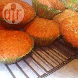 Muffin alle mele e miele