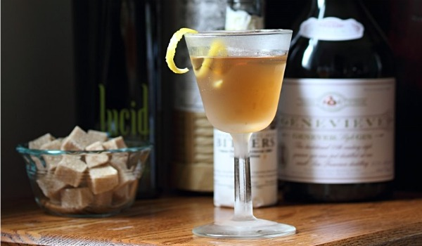 Liquore al ginepro