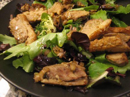 Ricetta pollo alle erbe dell'orto