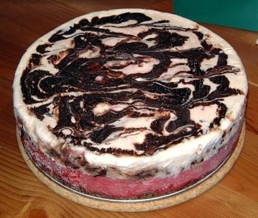 Ricetta torta gelato alla nutella