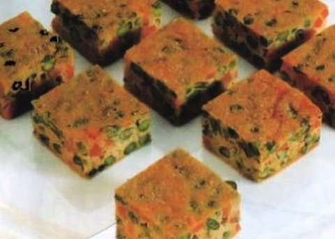 Torta di verdure senza pasta
