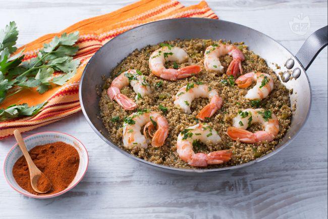 Ricetta one-pot quinoa