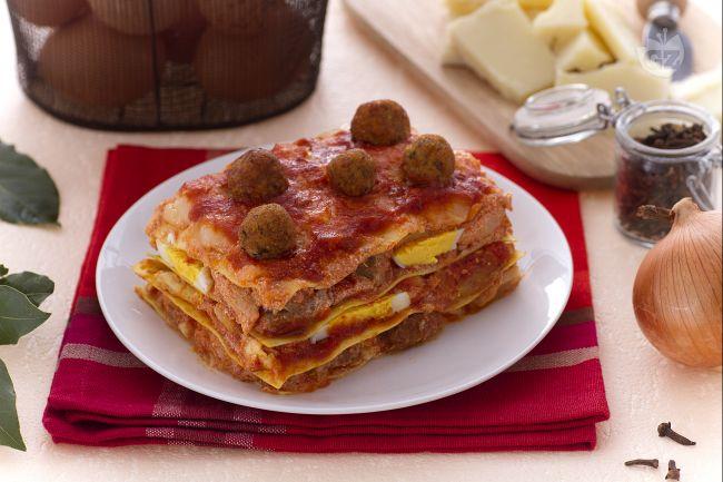 Ricetta lasagne di carnevale