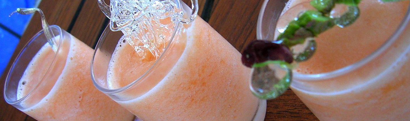 Ricetta sorbetto di melone alla vodka
