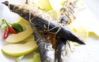Ricetta sgombro al limone e peperoncino