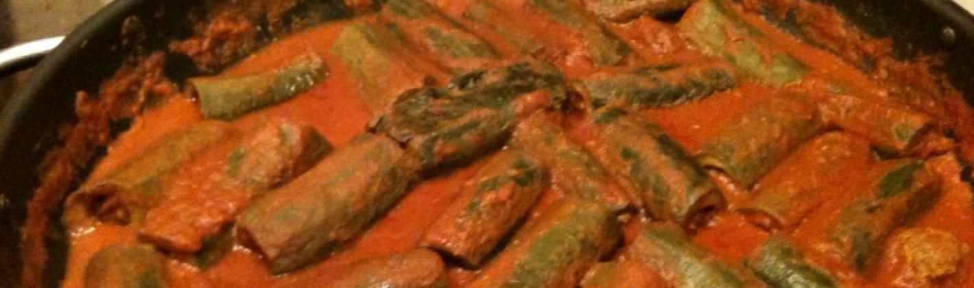 Ricetta zucchine ripiene di magro dell'artusi