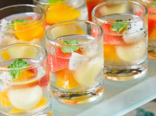 Gelatina di frutta