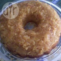 Torta rovesciata all'ananas classica