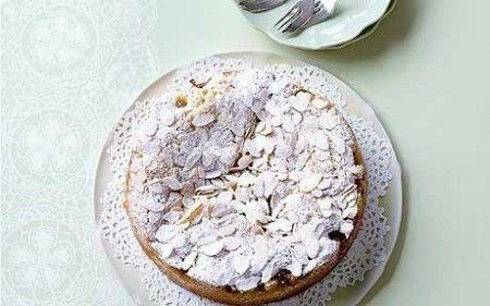 Ricetta torta con panna e vino bianco