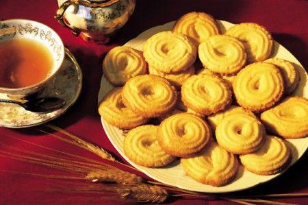 Ricetta biscotti di pasta meliga