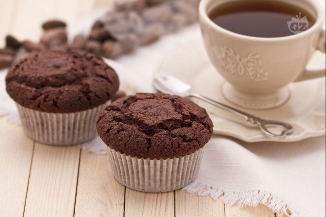 Ricetta muffin al cioccolato