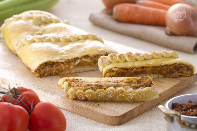 Ricetta strudel lasagna