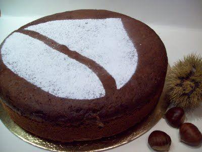 Ricetta torta di marron glacé e nutella