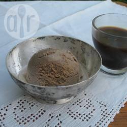 Gelato al caffè cremoso