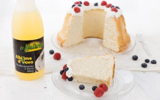 Ricetta angel food cake
