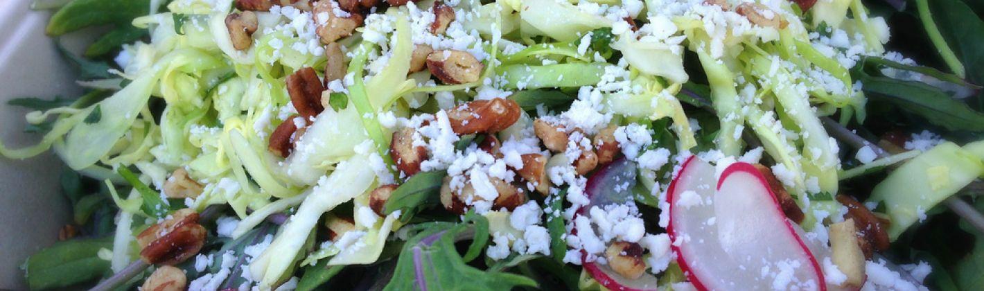 Ricetta insalata cavolo e verza