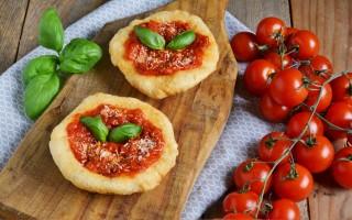 Ricetta pizzelle con parmigiano