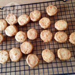 Biscottini al parmigiano facilissimi