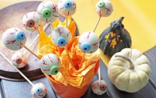 Ricetta occhi di halloween