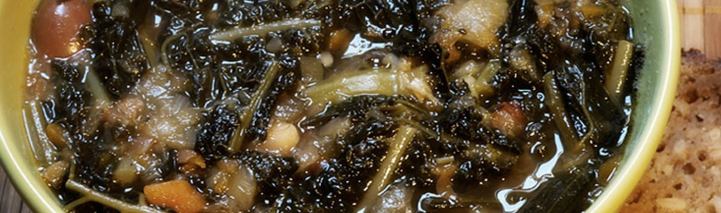 Ricetta cavolo nero stufato