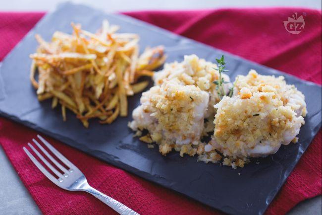 Ricetta coda di rospo con patate