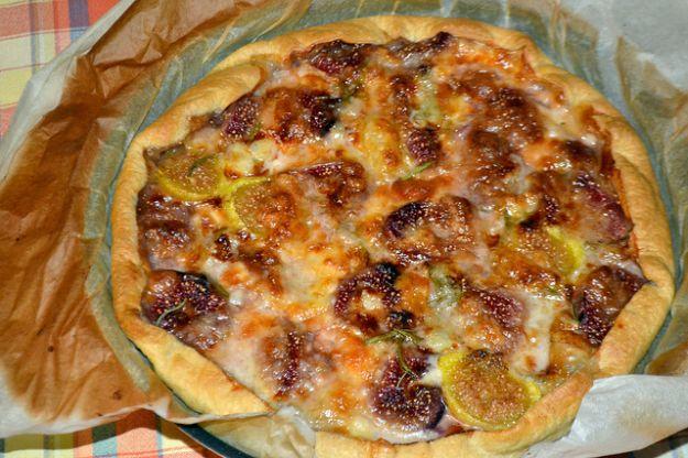 Ricetta pizza con la pasta sfoglia