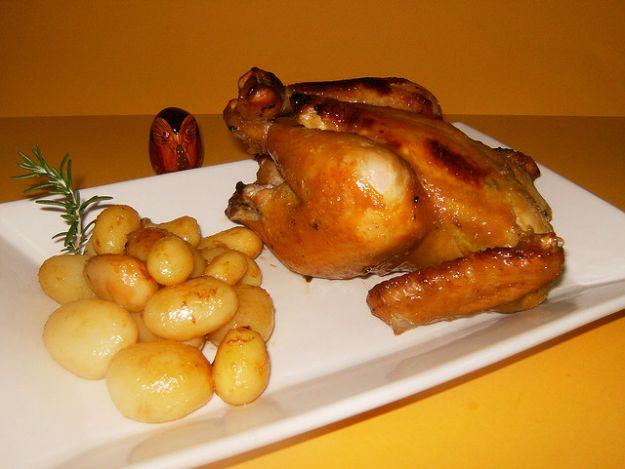 Ricetta pollo ubriaco