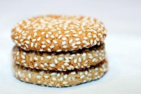 Ricetta biscotti ai semi di sesamo